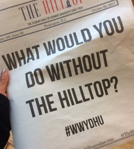 Howard University Newspaper Demands Better Resources From Administration