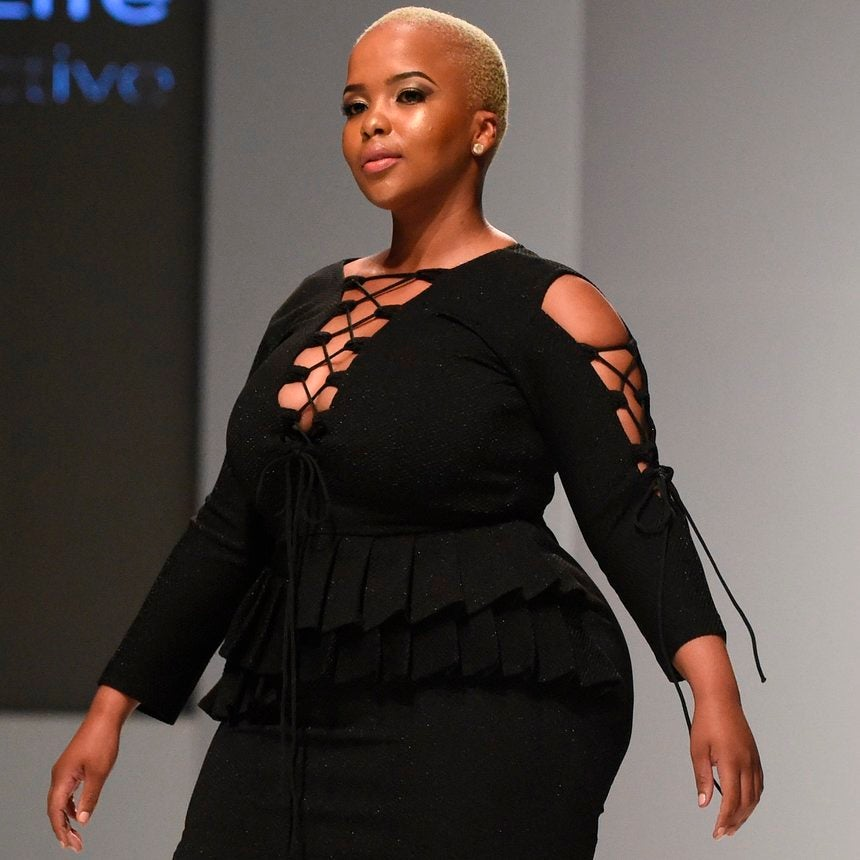 Curvy Beauties LightUp TheRunway On Day 2 Of Lagos Fashion Week In Nigeria