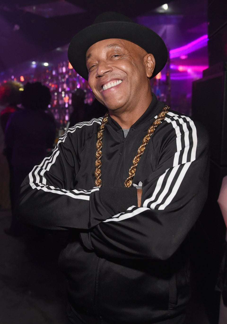 Russell Simmons Steps Down From His CompaniesAfter Sexual Assault Allegations