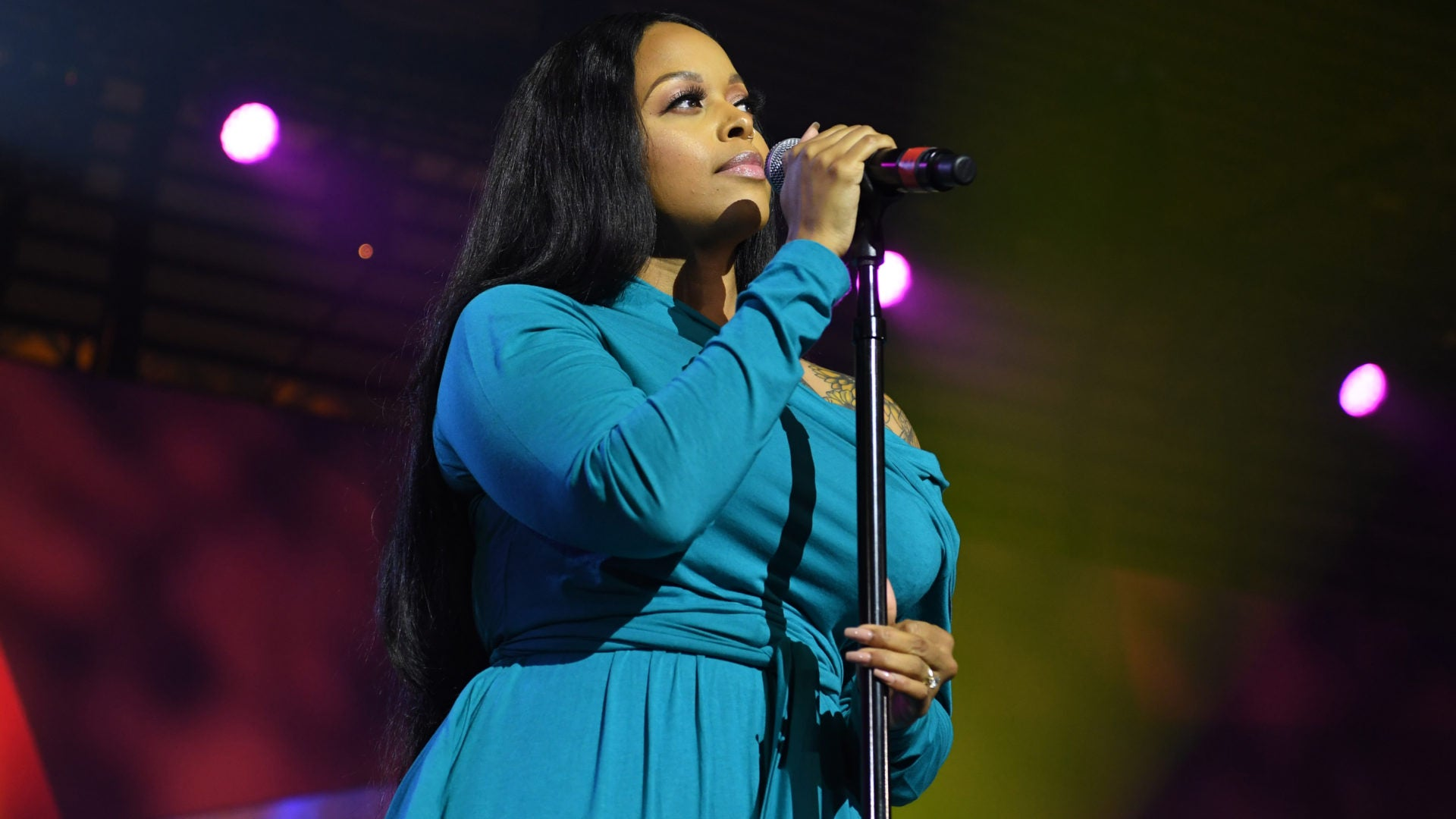 Chrisette Michele Opens Up About Miscarriage and Label Drop After Trump Inauguration