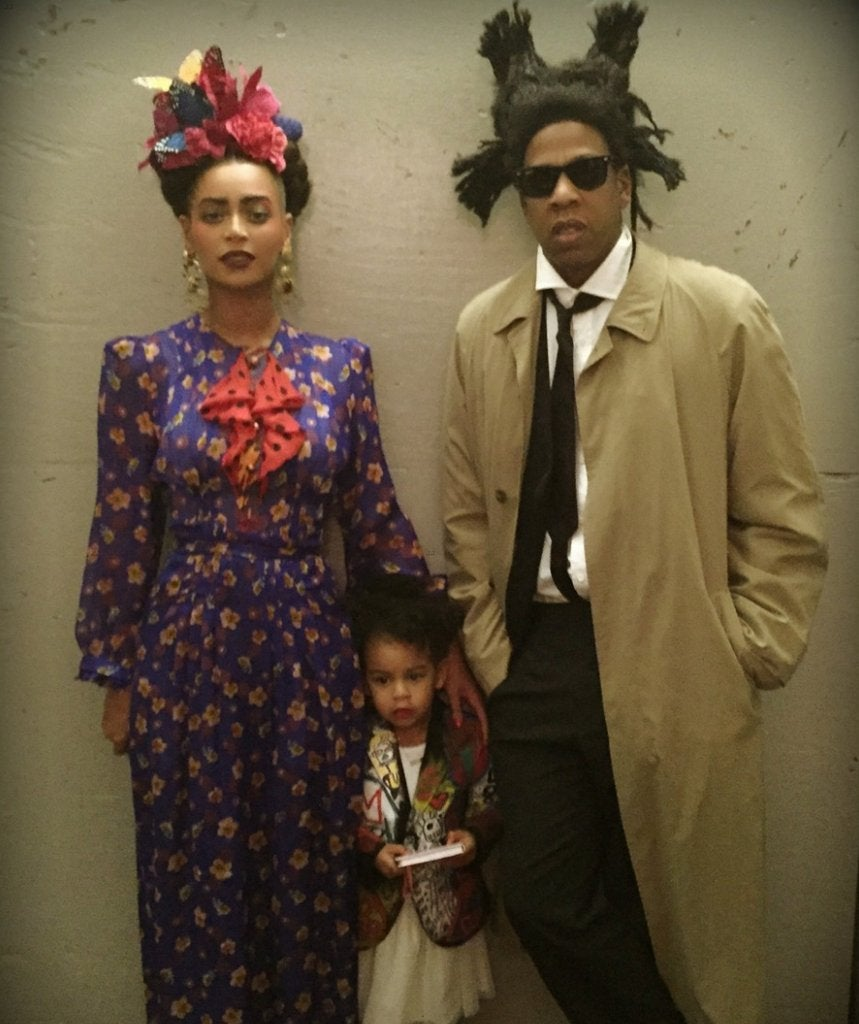 beyoncé and jay-z's family halloween costumes through the years essence