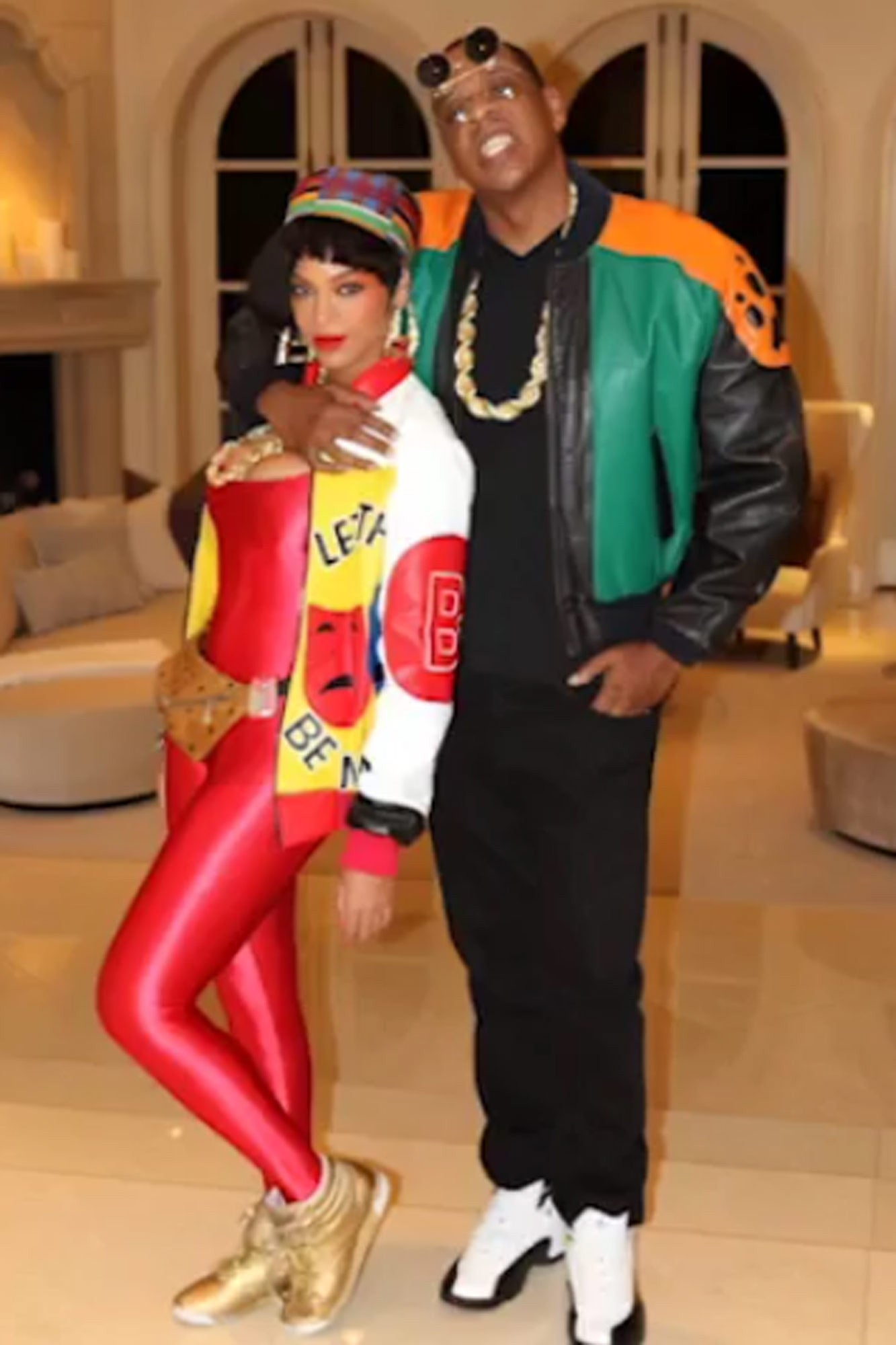 Beyonce And Jay Z S Family Halloween Costumes Through The Years Essence