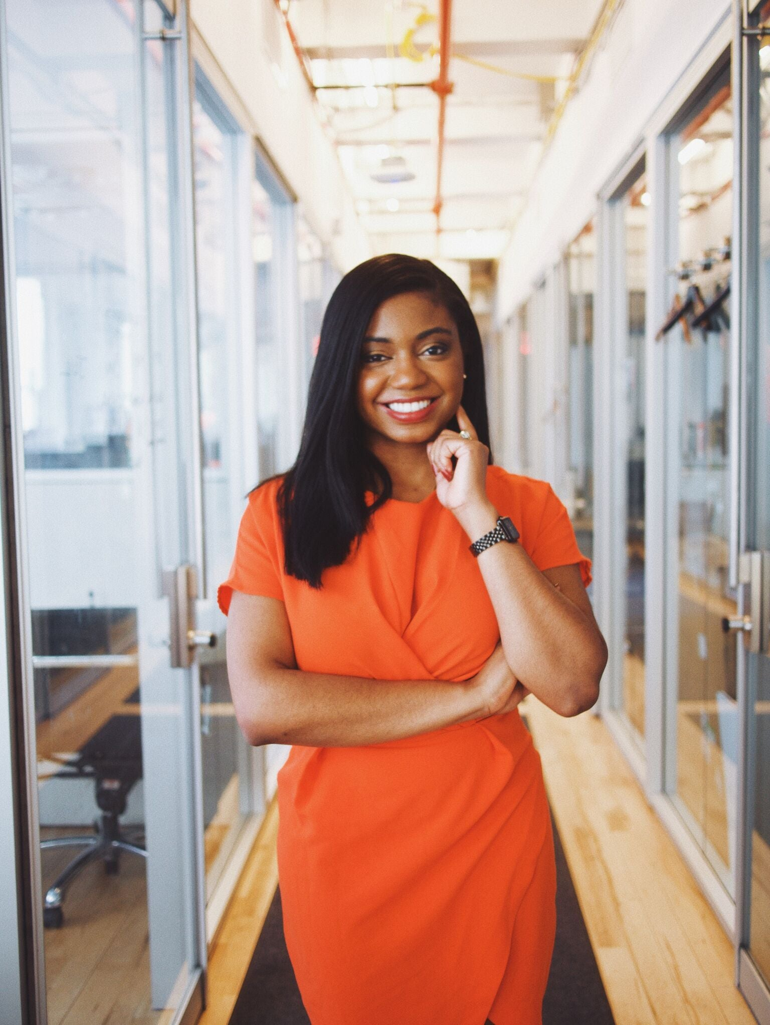 ESSENCE 50: 'Her Agenda' Founder Rhonesha Byng On Why The Key To Success For Black Women Is Each Other