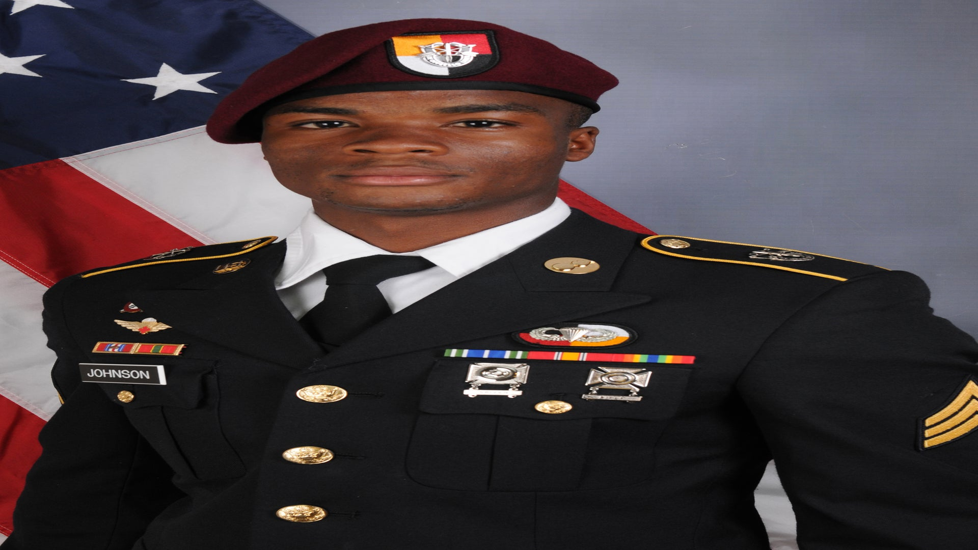 Funeral Held for Sgt. La David Johnson, Soldier at Center of Donald Trump Fight