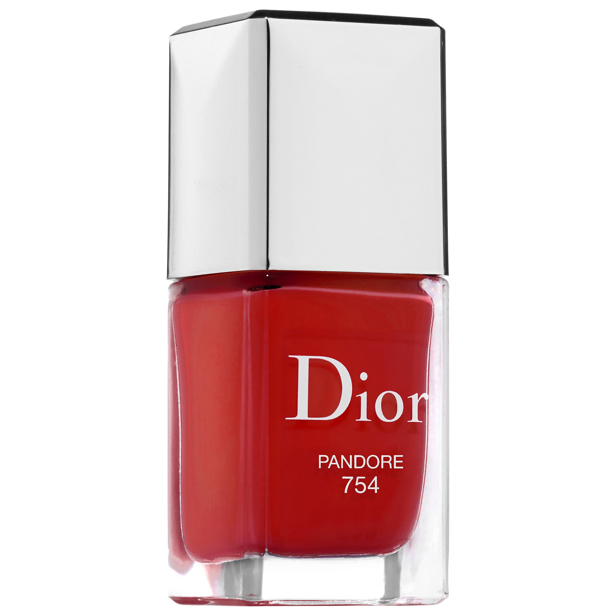 Dior Vernis Gel Shine and Long Wear Nail Lacquer in Pandore