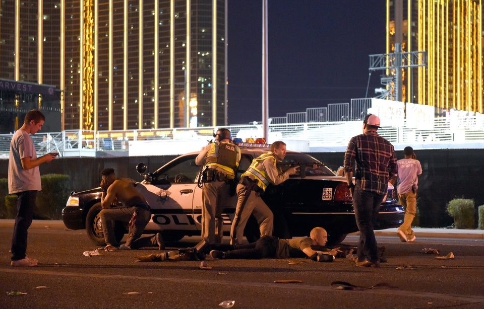 At Least 50 Dead And 200 Injured In Mass Shooting At Concert In Las Vegas