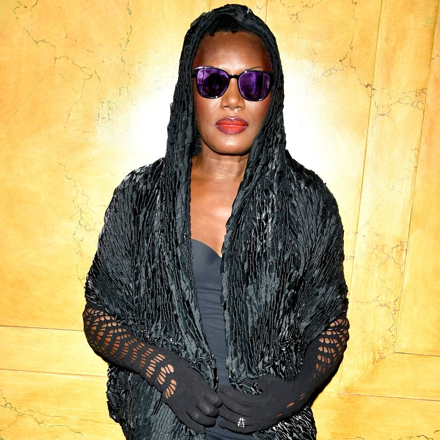 Werk It!: Grace Jones Stuns Paris Fashion Week With Epic Catwalk!
