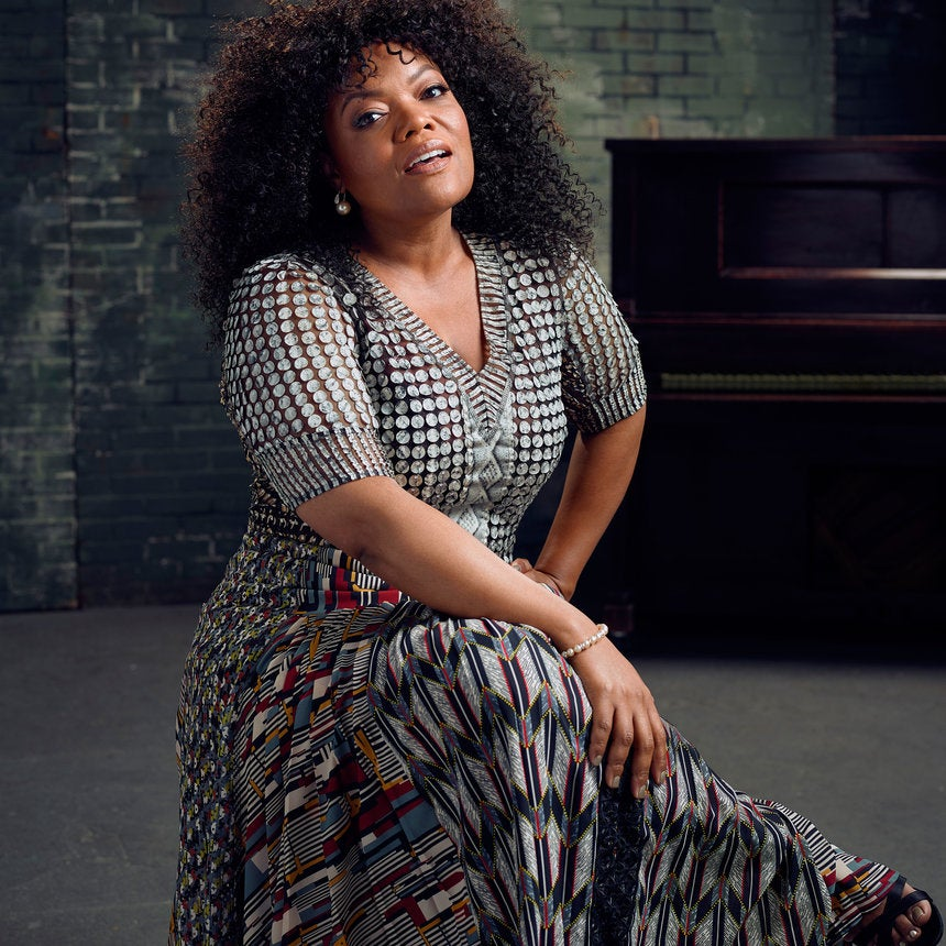 Yvette Nicole Brown's Favorite Hashtag Is The Perfect Life Mantra