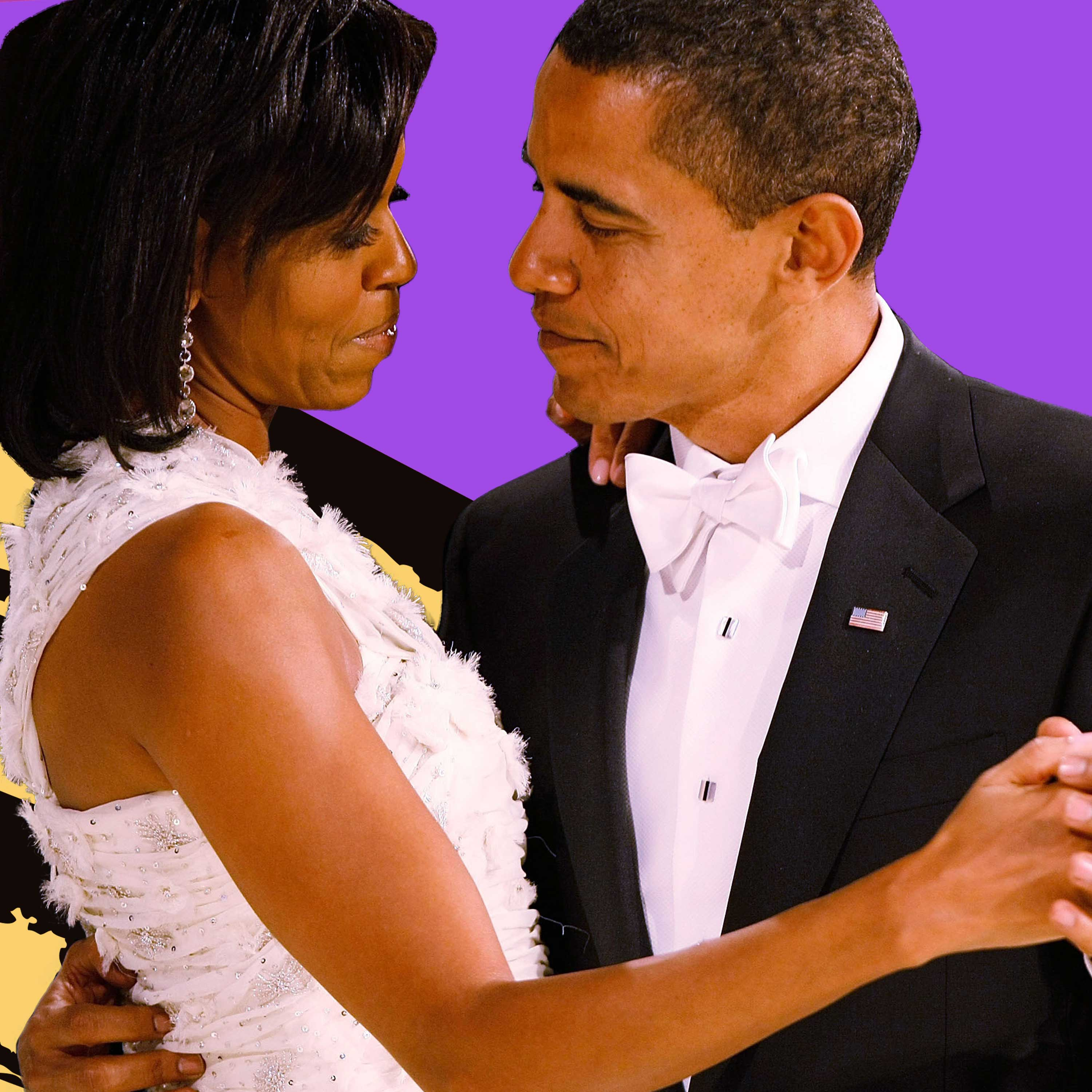 See Barack Obama Crash His Wife's Conference with Gushy Anniversary Tribute That Made Her Gasp, 'I Better Get Home!'