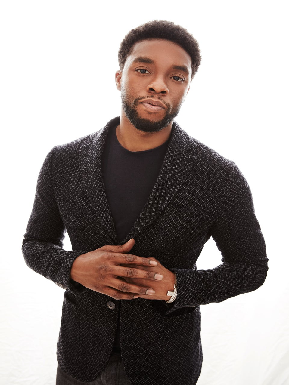 Chadwick Boseman Reveals Why He Almost Turned Down 'Marshall'
