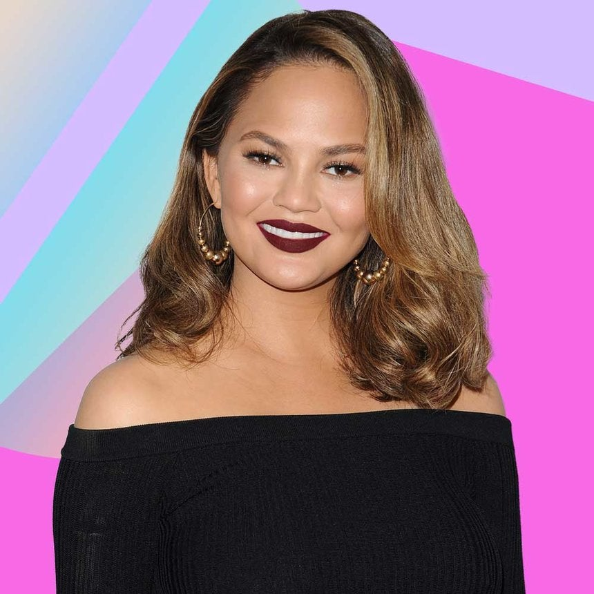 Chrissy Teigen Takes Us Inside John Legend and Kanye West's Political Debates
