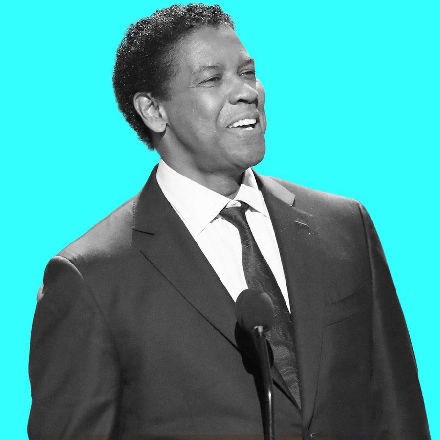 Denzel Washington Is A Big Fan Of Cardi B