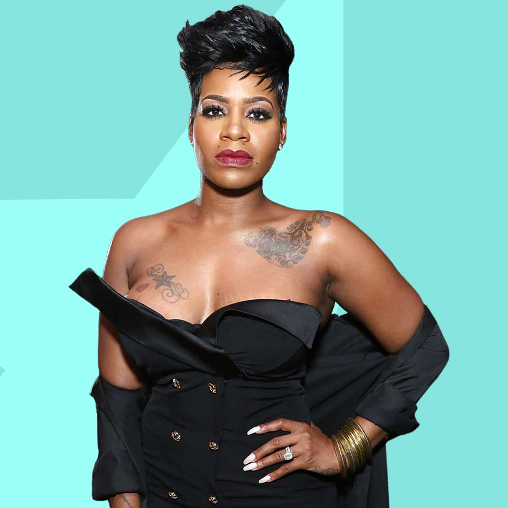 Fantasia's Brother Stands After Motorcycle Accident
