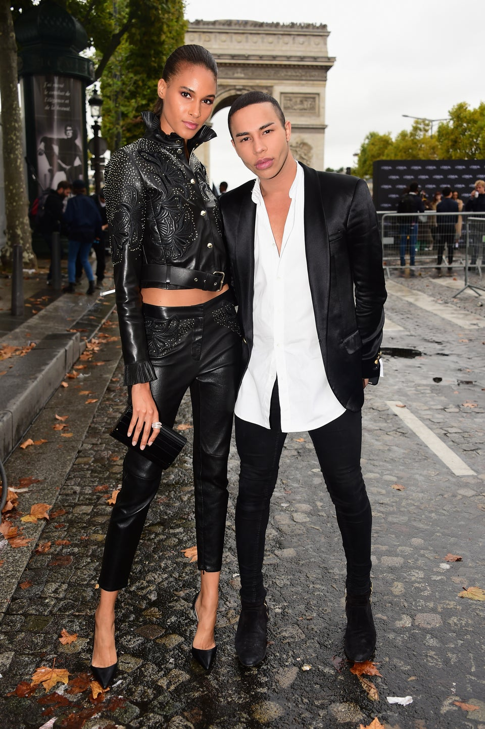 Balmain Is Teaming Up With Victoria's Secret In The Sexiest Collaboration Ever