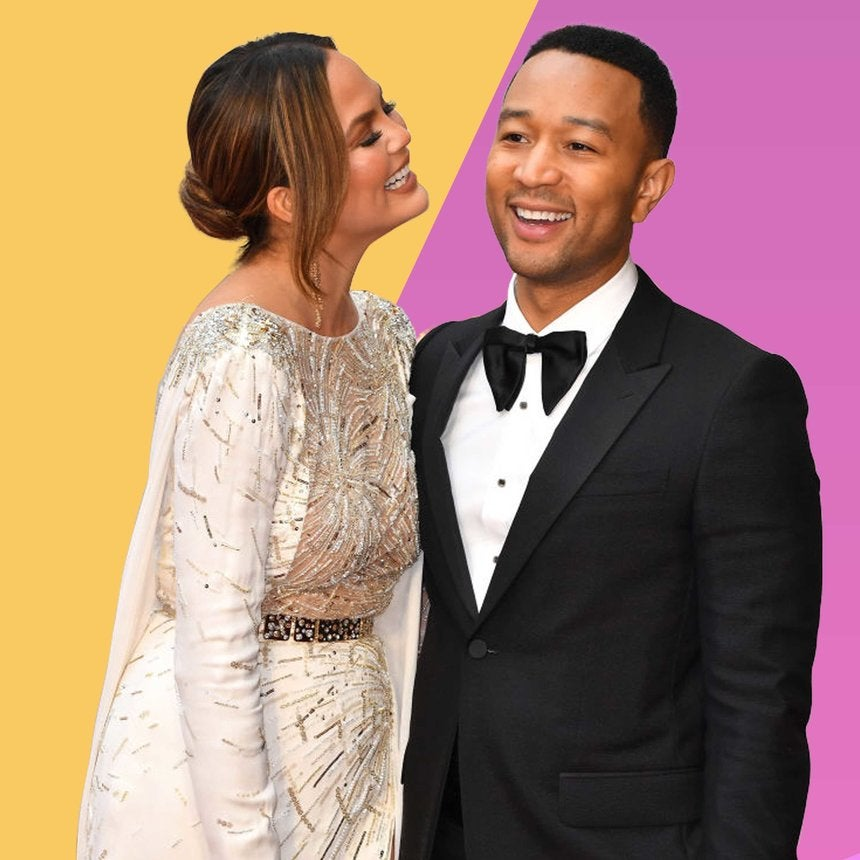 John Legend And Chrissy Teigen Are Actively Planning For Baby No. 2