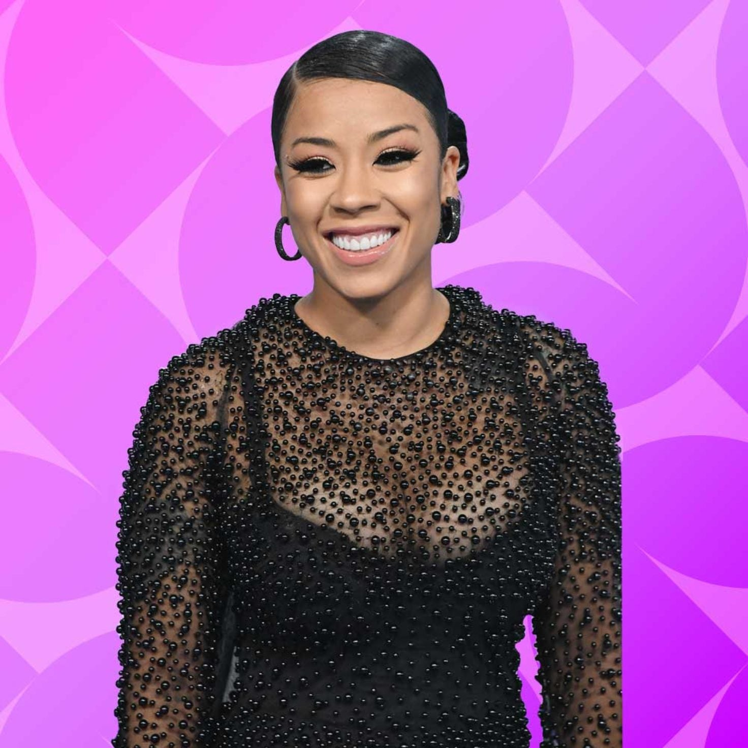 Surprise! Keyshia Cole Is Pregnant With Baby Number 2