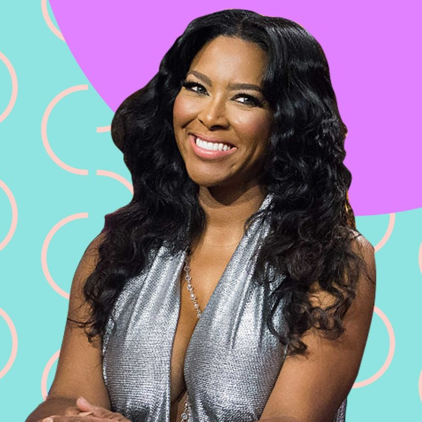 Kenya Moore Calls Her Husband Her 'Biggest Champion'