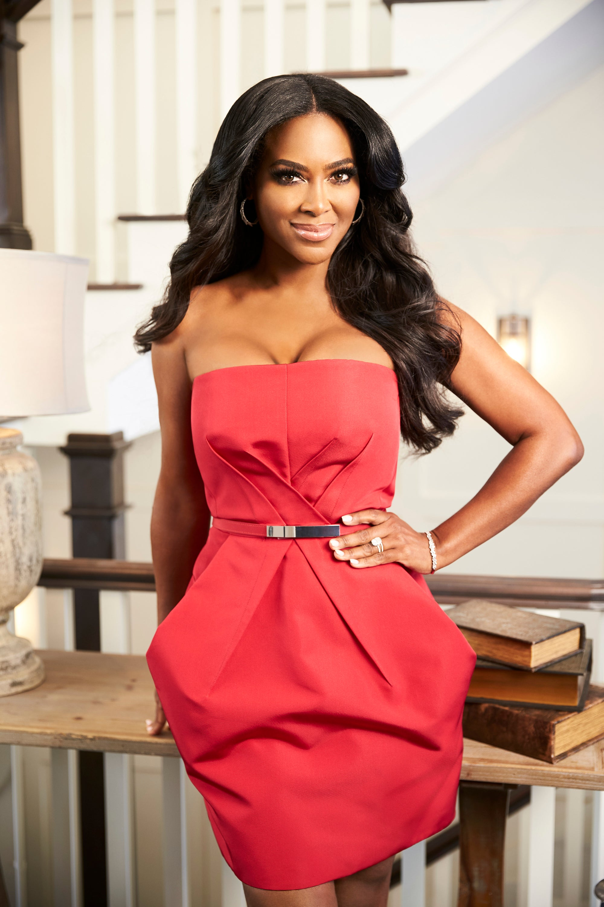 No, Kenya Moore Is Not Using A Surrogate. But She Isn't Opposed To It