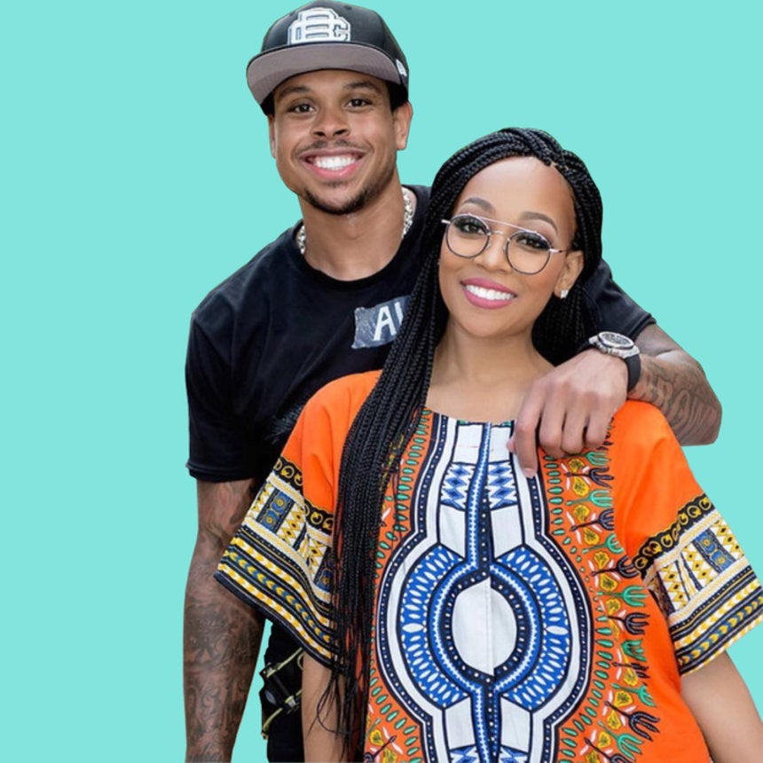 Monica's Husband Shannon Brown Loves Her Beach Body At Every Size, and We Love Their Bond!