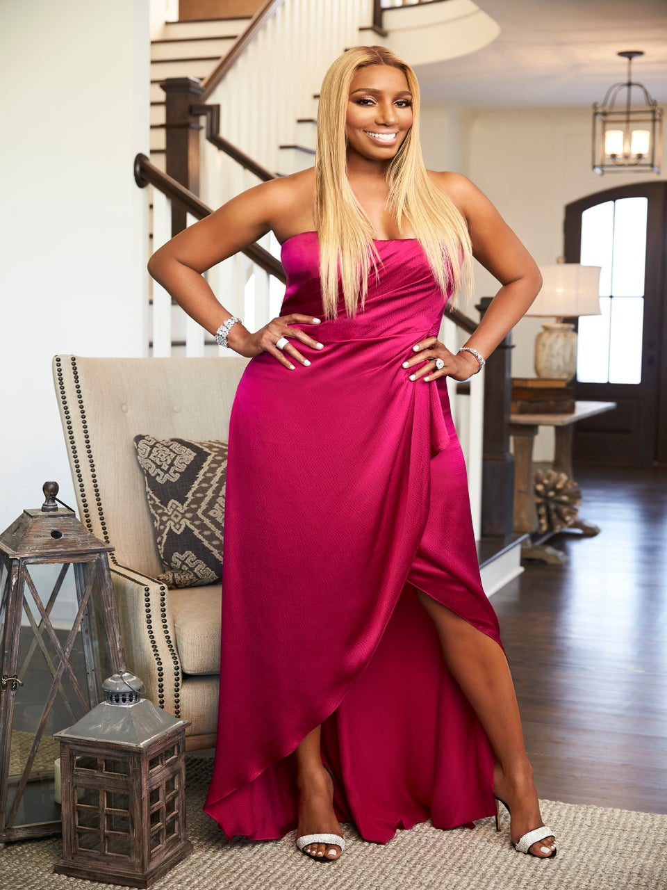 Did Nene Leakes' Rape Comment Land Her In Hot Water With 'RHOA' Producers?