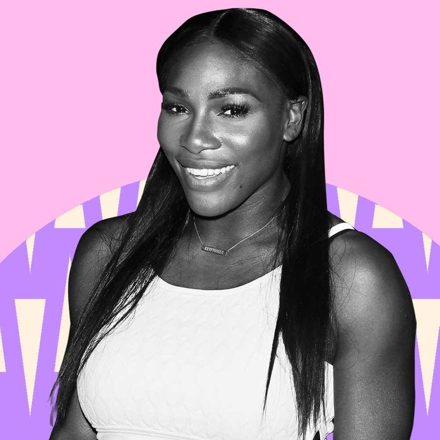 Serena Williams Reveals Why Her Father Didn't Walk Her Down The Aisle