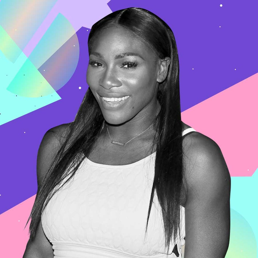 She's Back!: Serena Williams Plays First Tennis Match Since Giving Birth