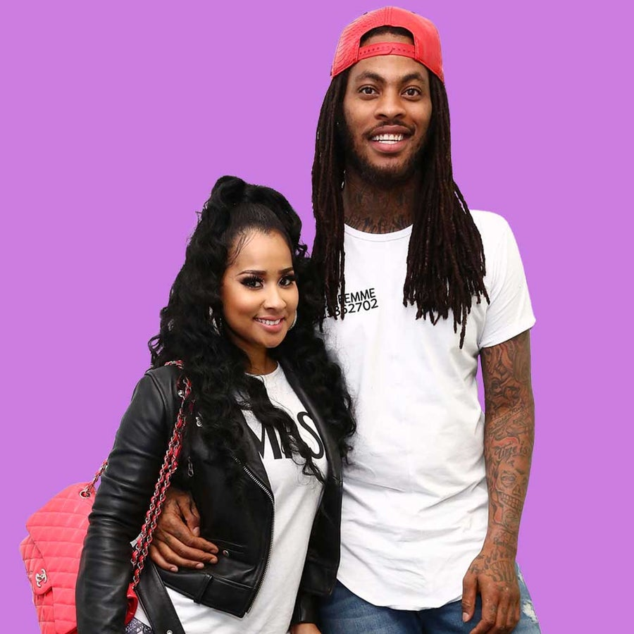 Waka Flocka And Tammy Rivera Renewed Their Vows In Mexico!