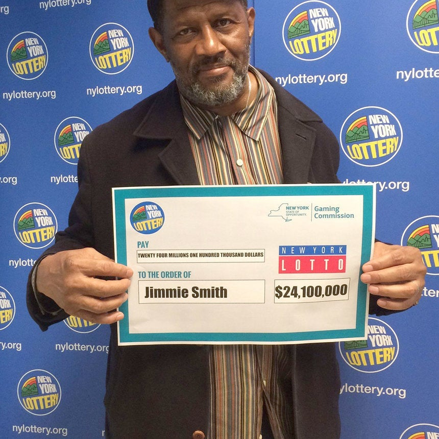New Jersey Grandfather Wins $24 Million After Finding Year Old Lottery Ticket in His Shirt Pocket