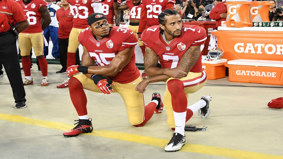 Roger Goodell In Memo: The NFL Must Move Past National Anthem Controversy