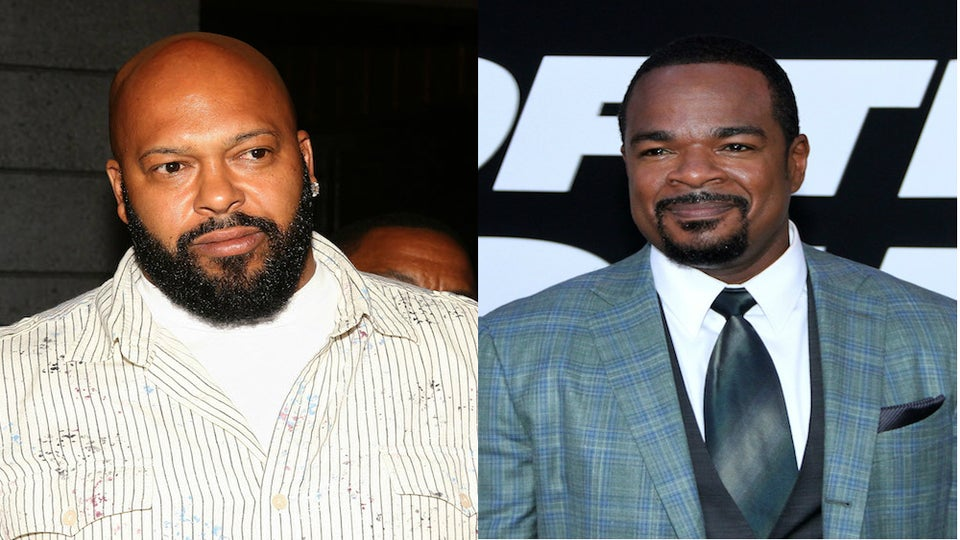 Suge Knight's Alleged Threats To 'Straight Outta Compton' Director Made Public