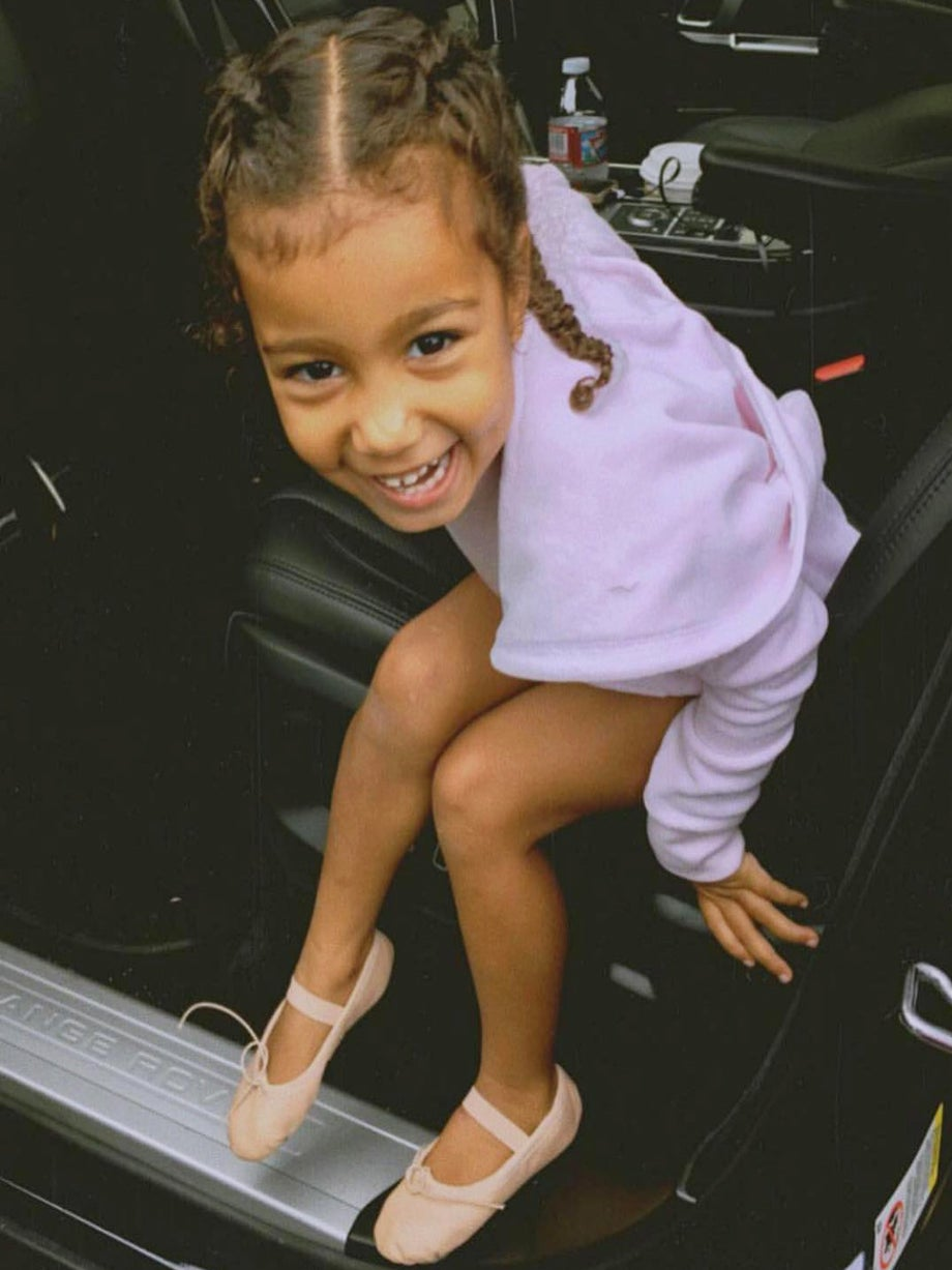 North West Wants to Be a Beauty Vlogger, But Kanye Said No