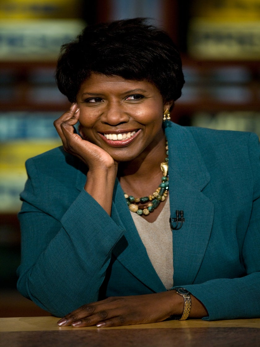 Beloved Journalist Gwen Ifill Will Now Have A Media & Arts Program Named After Her At Simmons College