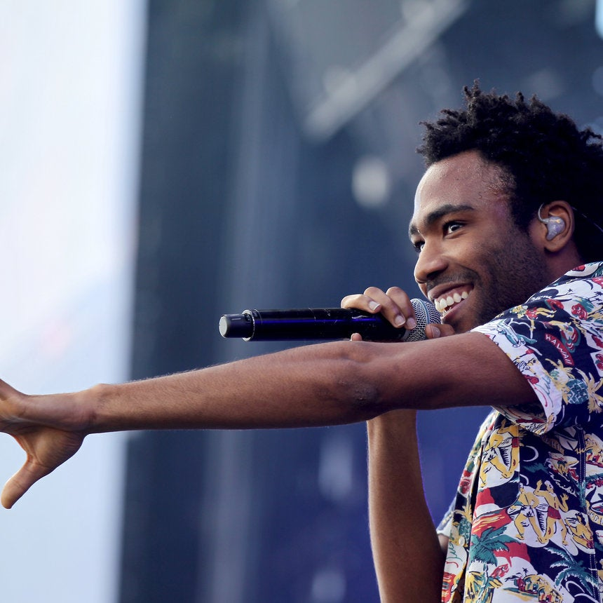 Childish Gambino Tells Fans: 'You Bought A Ticket To The Last Childish Gambino Tour Ever'
