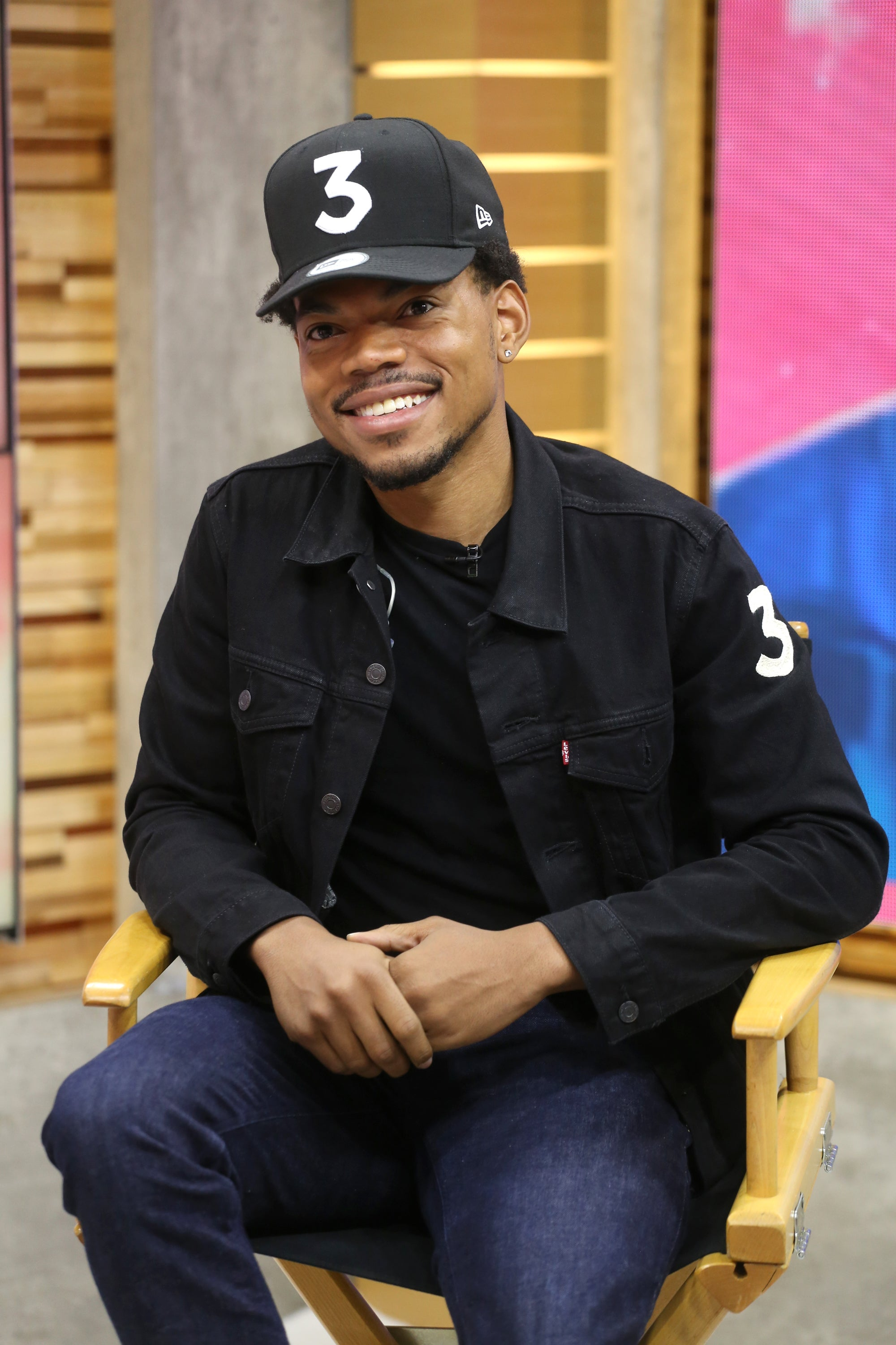 Chance The Rapper Shaves Head To Nail Tupac Halloween Costume