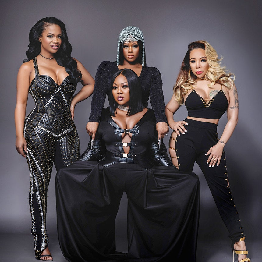 All The Black Girl Magic Moments That Made Xscape's New Jersey Tour Stop Unforgettable