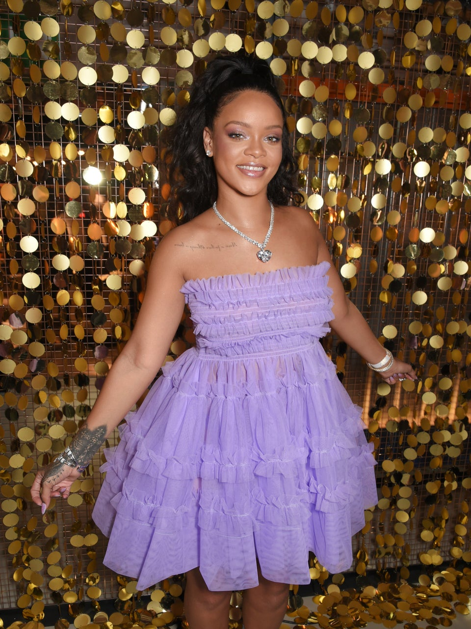 Rihanna Reminisces About Street She Grew Up On After It Is Renamed After Her