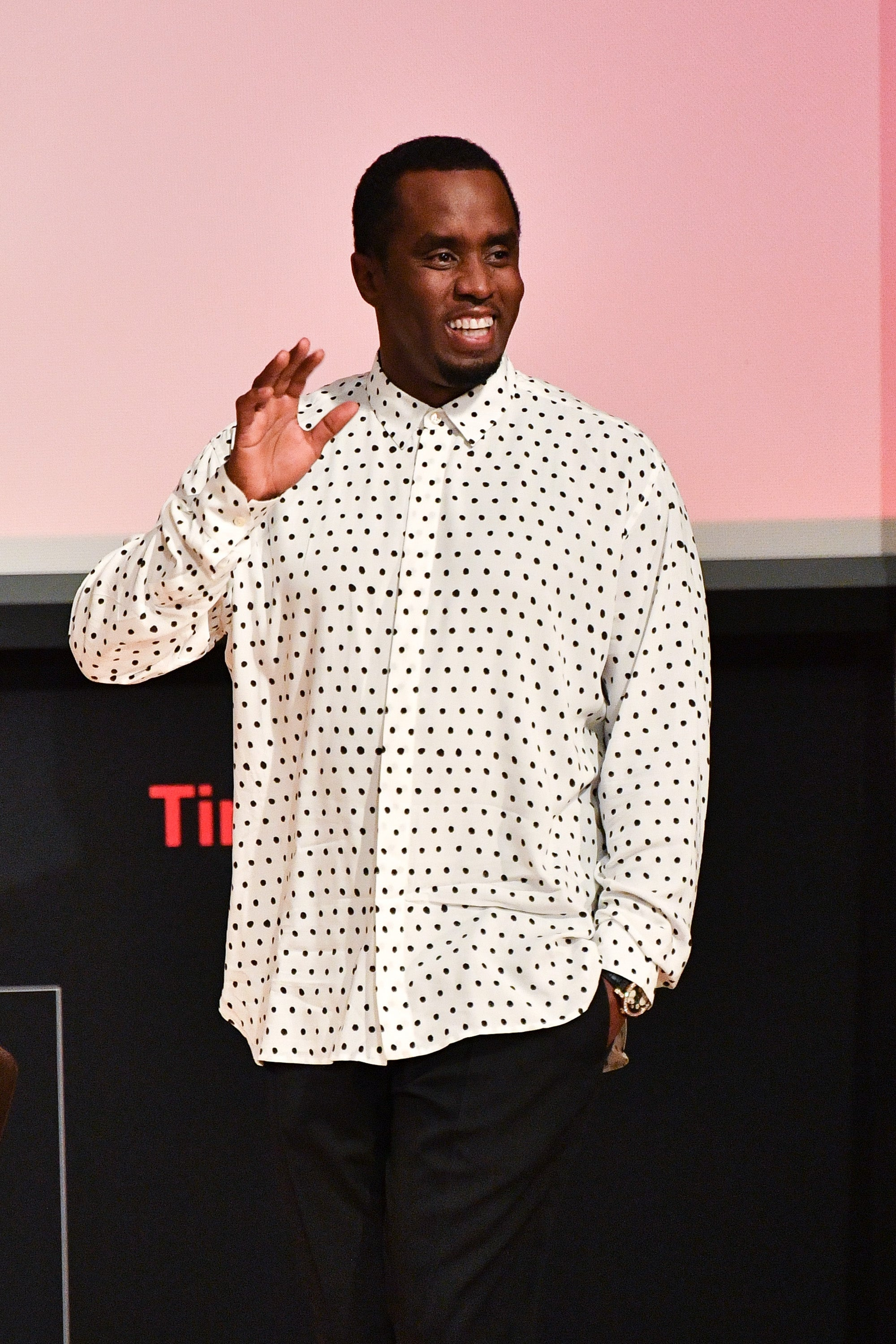 Diddy Says He 'Was Only Joking' About Changing His Name To 'Brother Love'