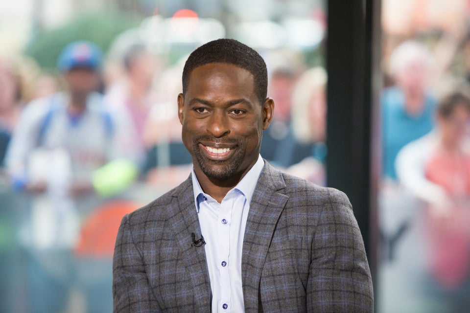 Sterling K. Brown Opens Up About The 'Unexpected' Home Birth Of His First Child