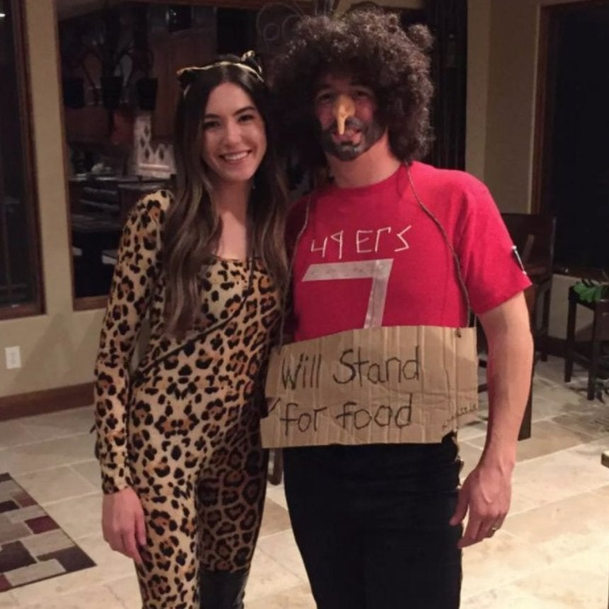 Nevada Cop Will Not Be Punished For Racist Costume Mocking Colin Kaepernick