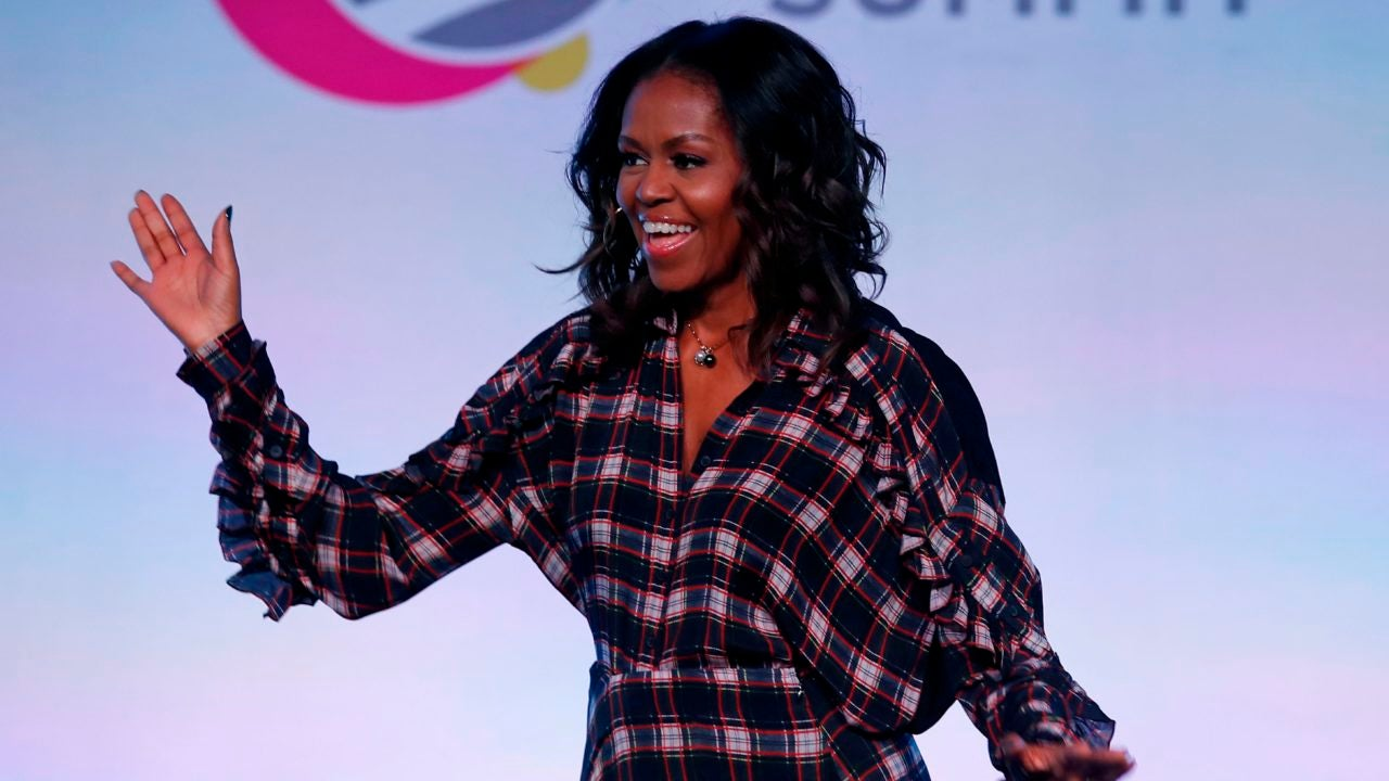 Michelle Obama: 'We Love Our Boys, And We Raise Our Girls'