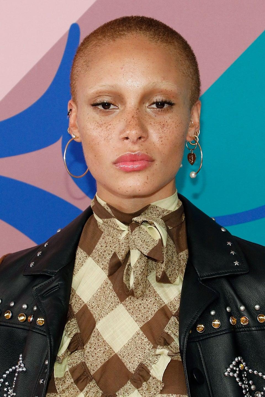Model And Activist Adwoa Aboah Is Marc Jacobs' Newest Beauty Ambassador