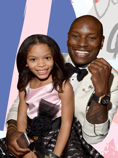 Tyrese Gibson Gets 50/50 Joint Custody with Daughter as Judge Denies Ex's Restraining OrderRequest