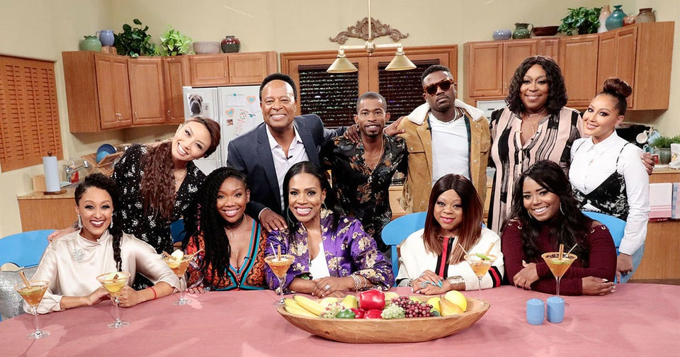 The Cast Of 'Moesha' Reunited And Everyone (Including Us) Was Emotional