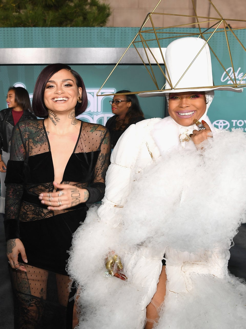 All The Eye-Catching Looks From The 2017 Soul Train Music Awards