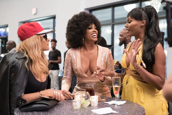 'The Real Housewives Of Atlanta' Season 10Episode One: High Levels Of Shade