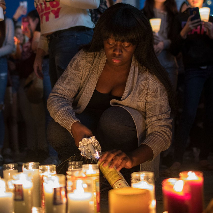Here Are The 5 Deadliest Mass Shootings In Modern U.S History