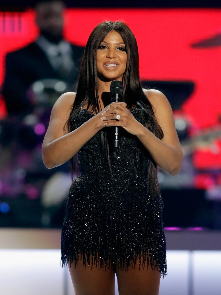 Toni Braxton Is Dropping More Hints About Her Engagement To Birdman On 'Braxton Family Values' Premiere