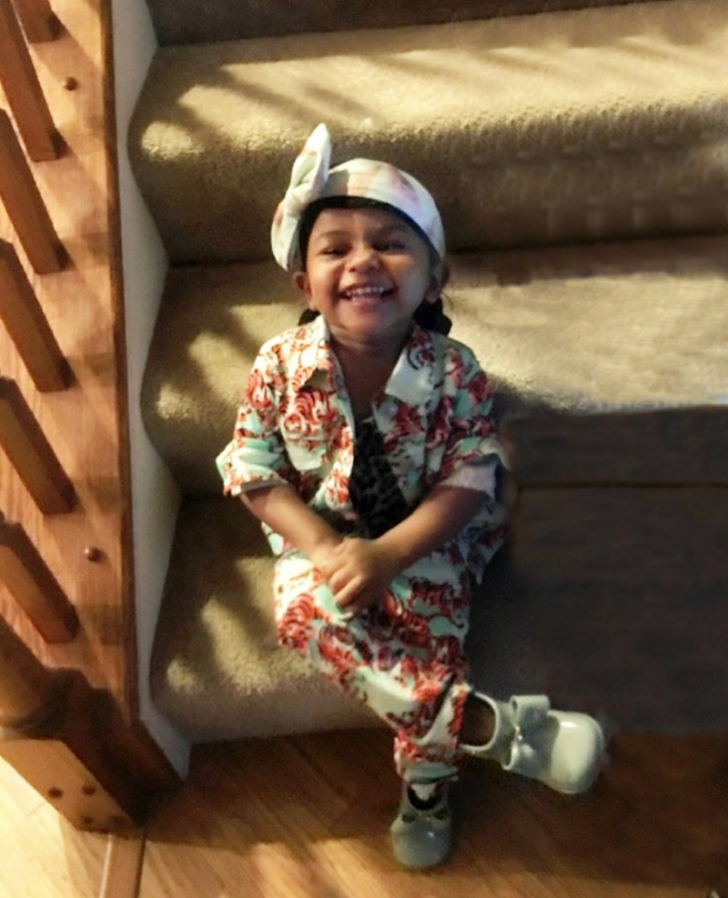 Lil Kim S Daughter Royal Reign Is The Cutest Little Tot On The Gram Essence If u search up lil kim.back then, you will some photos of one eye bigger than the other. lil kim s daughter royal reign is the