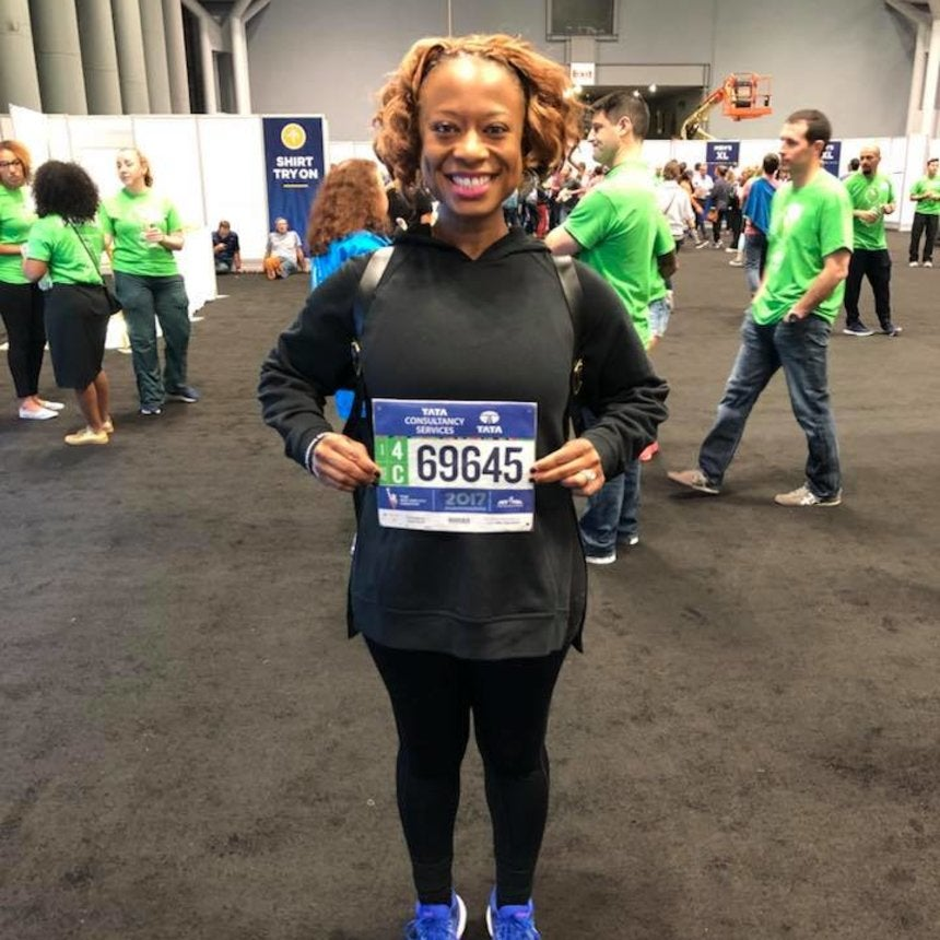 A NYC Marathon Runner On How to Push Through and Make It To The Finish Line Of Your Dream