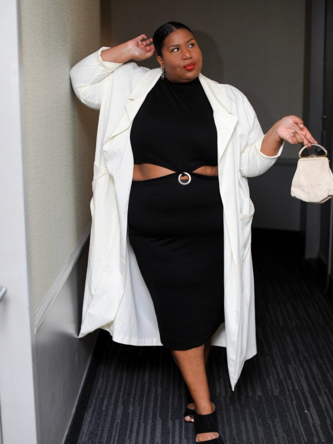 ESSENCE 25 Most Stylish: Kellie Brown Is Curvy Girl Confidence Personified